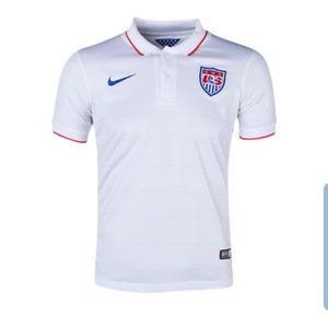 Men's USA soccer Home Jersey